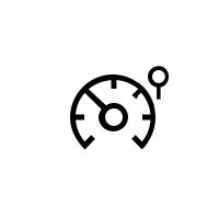 Kontrolllampen des Tempomaten (Begrenzerfunktion, Reglerfunktion und adaptiver Tempomat)