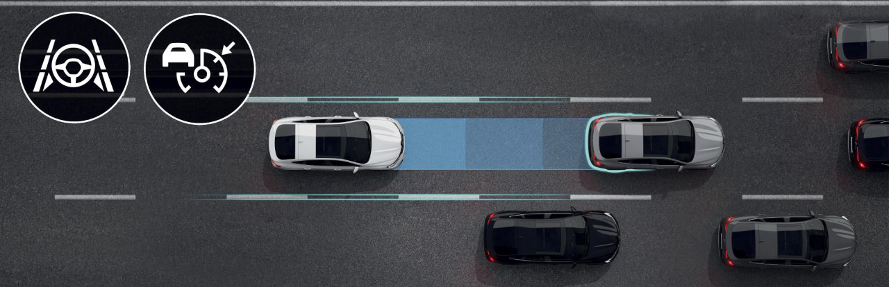 Autobahn- und Stauassistent
