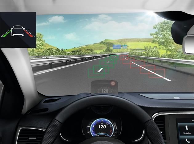 Wie die Technik in Ihrem Fahrzeug Sie unterstützt