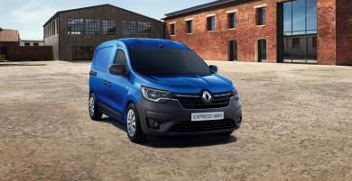 Der neue Renault Express