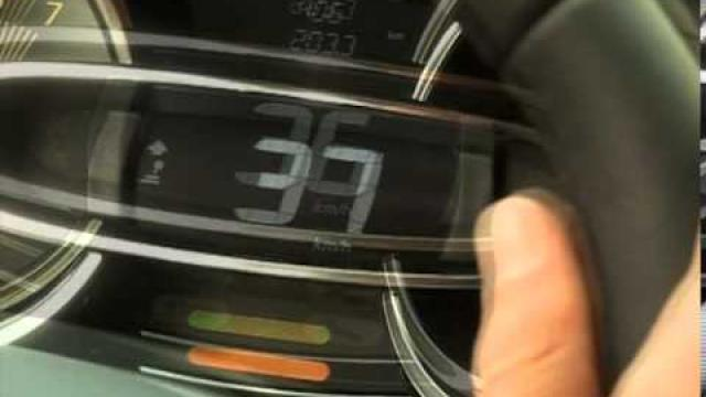 CLIO : Energiesparende fahrweise