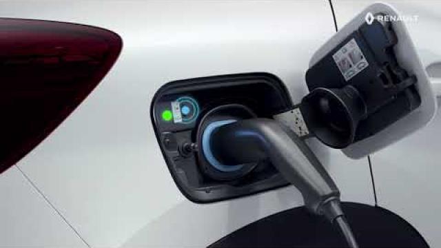 E-TECH PLUG-IN HYBRID - Aufladen der Antriebsbatterie