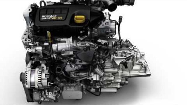 MOTOREN UND GETRIEBE : ENERGY DCI 130 UND DCI 160 EDC MOTOREN