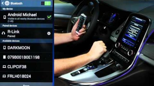 Kopplung eines Android-Smartphones