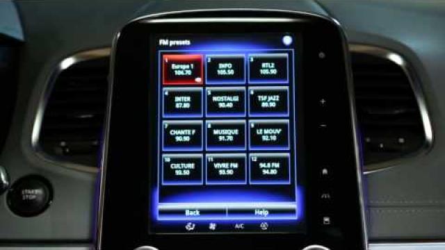 Sprachgesteuerte Auswahl eines Radiosenders
