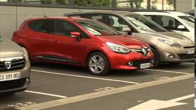 """Renault Keycards mit Funktion """"Keyless Entry & Drive"""