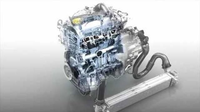 MOTOREN UND GETRIEBE : ENERGY TCE 115- UND 130- MOTOREN