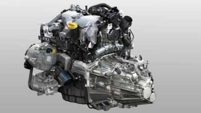 MOTOREN UND GETRIEBE : ENERGY-DCI-110-HYBRID-ASSIST-MOTOR